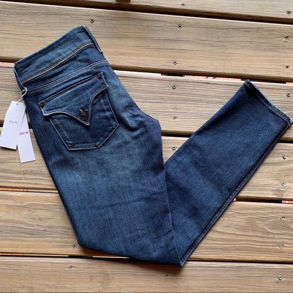 Hudson Jeans Denim - NWT Hudson Collin Skinny Jeans